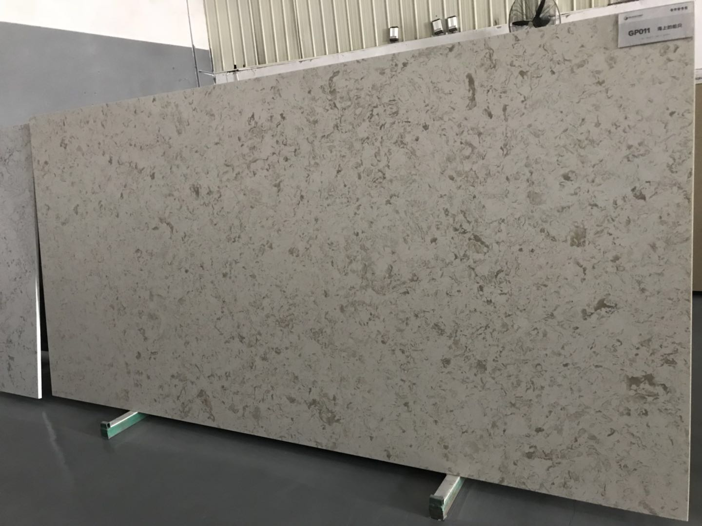 Quartz Stone Table Top Artificial Marble Countertop Kitchen Cabinet Countertops Factory
