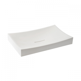square sink basin