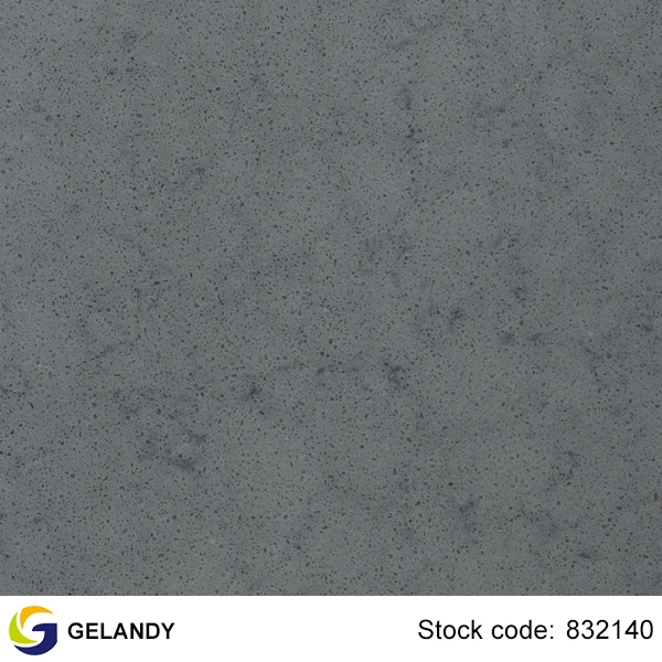 high class gsm003 grey composite natural quartz stone for kitchen