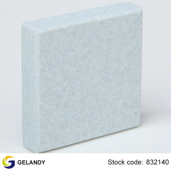 Gb109 3050mm 900mm Blue Cheapest Solid Surface Countertops