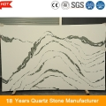 20mm Thickness Polished Artificial Engineered Stone Manufacturers 「Mississippi Calacatta」