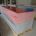 seamless joint colorful acrylic solid surface sheets for kitchen countertop
